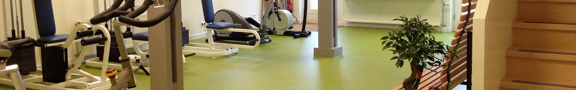 FysioFitness Sporten bij de ysiotherapeut