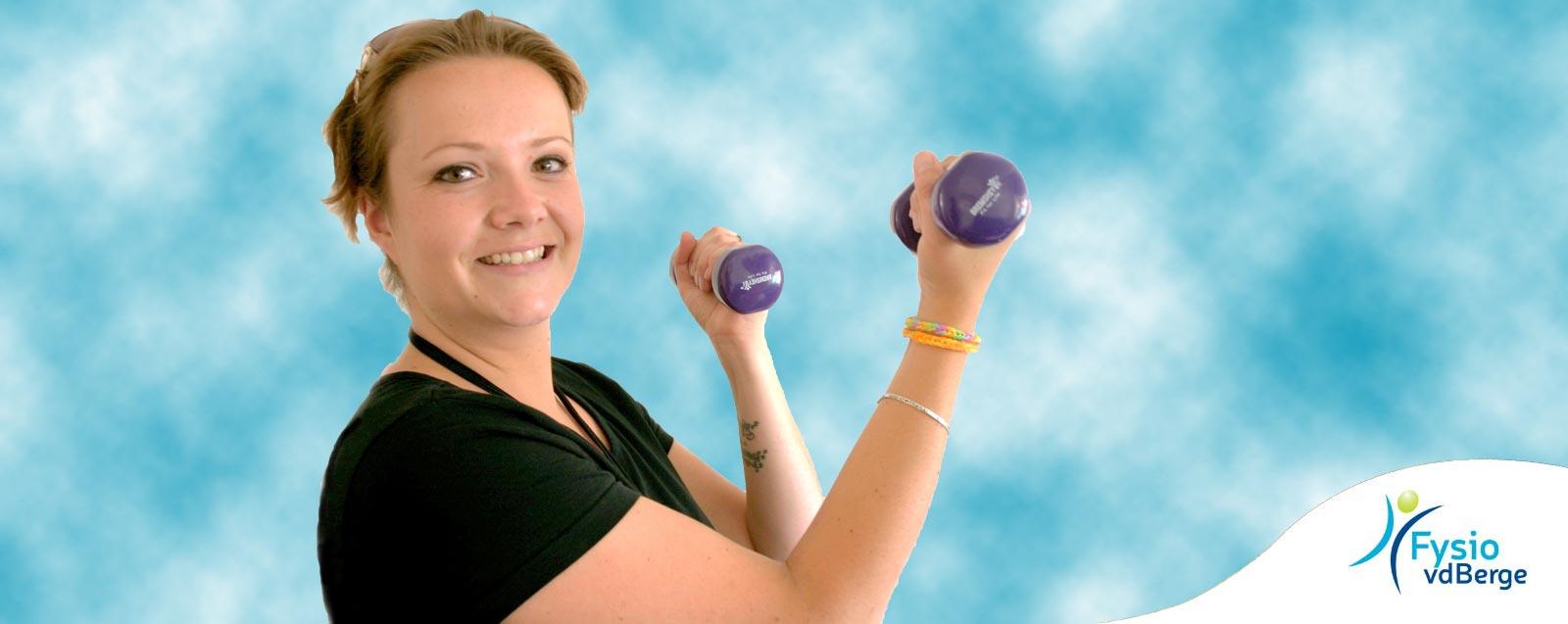 FysioFitness maakt je sterker